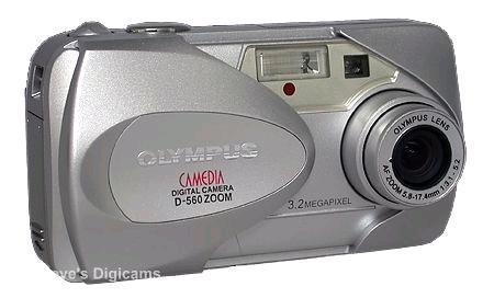 Olympus Camedia C-350